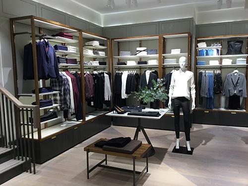 shopfitter services London UK Europe