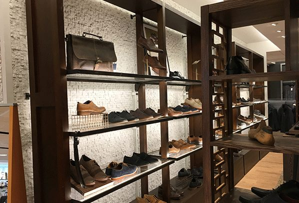 shop retail design services London UK Europe