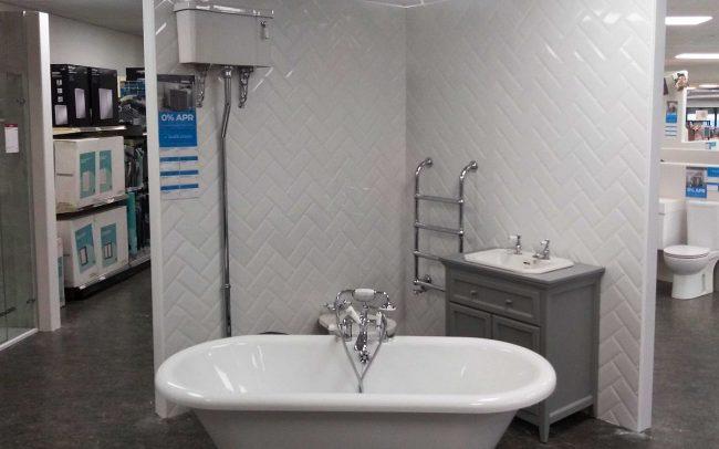Bathroom Demos Displays Commercial Retail Homebase