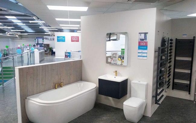 Homebase Bathroom Display Fitters