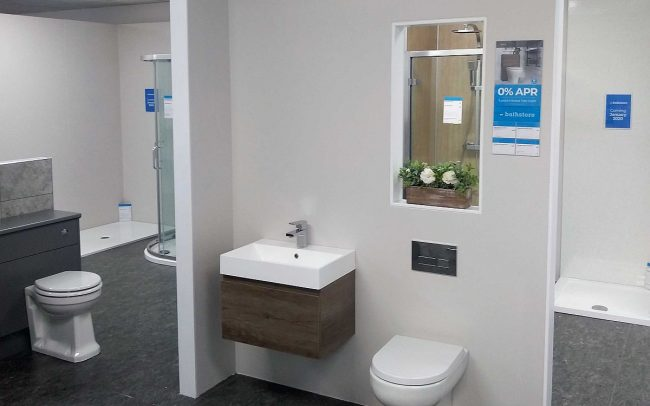 Homebase Displays Interiors Installations