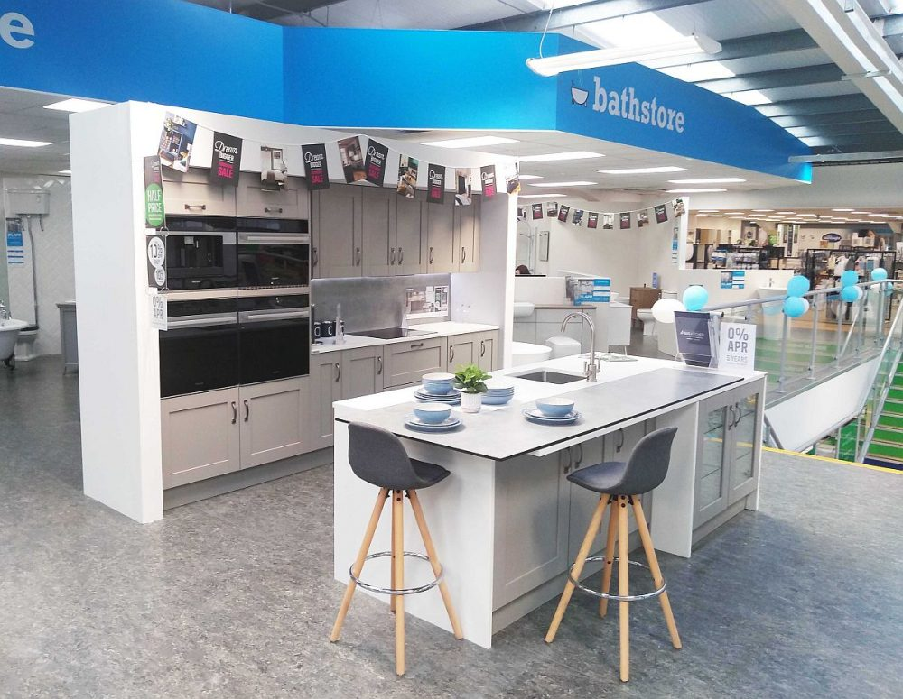Kitchen Fitters for Retail Stores DIY Kitchens