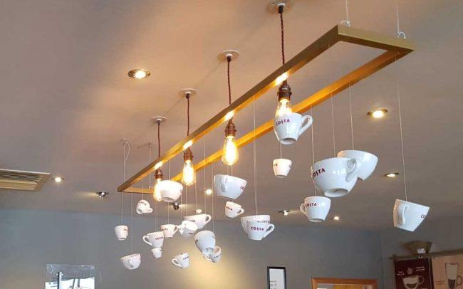 Costa Coffee Shopfitters