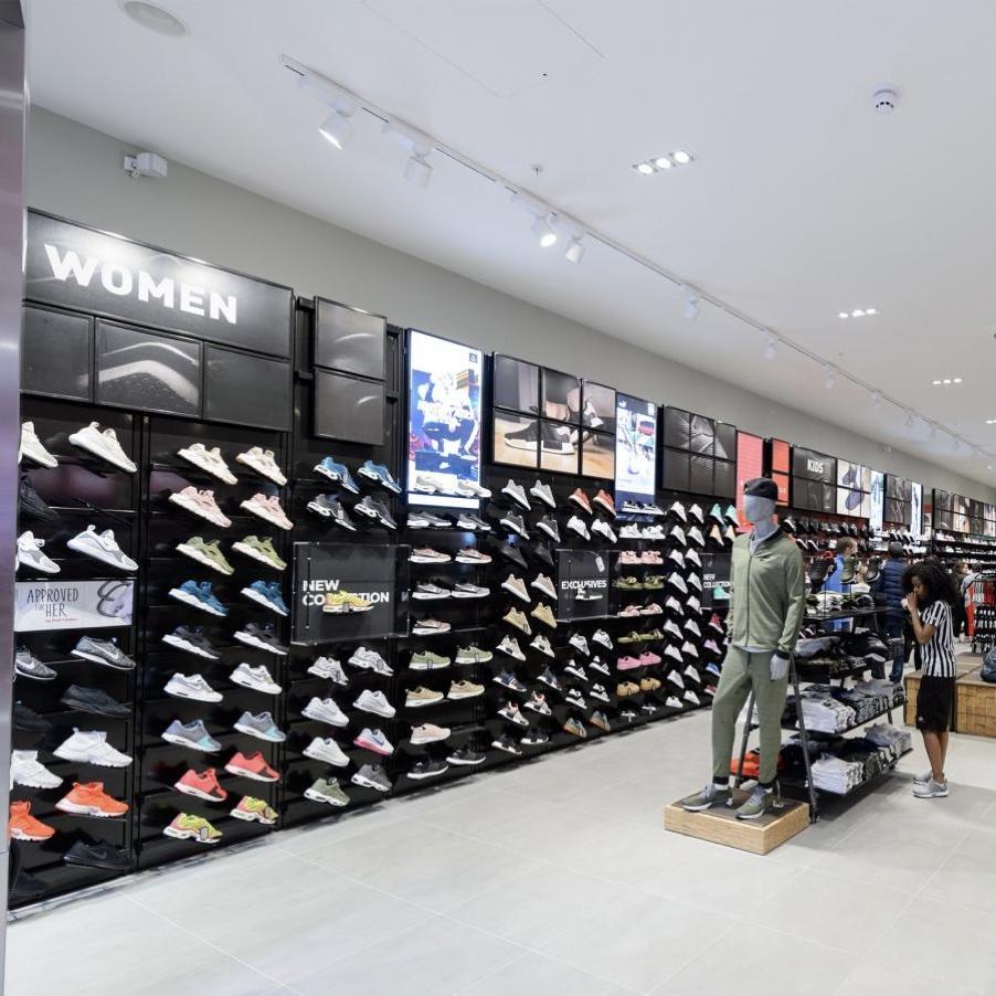 Foot Locker Store Re-fit Renovation