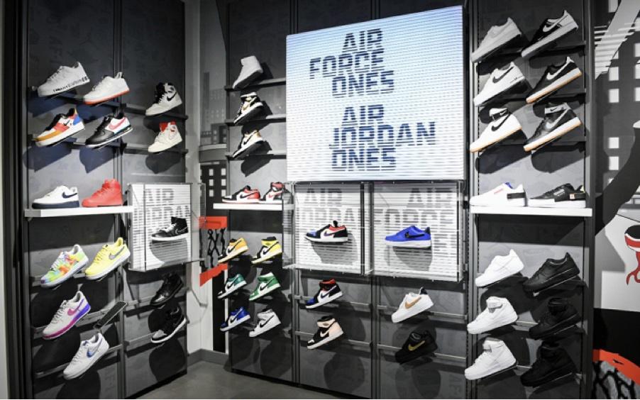 Footlocker Store Refit