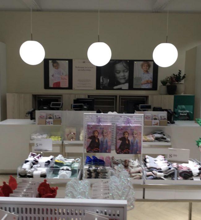 H&M Home Store Refit Renovation