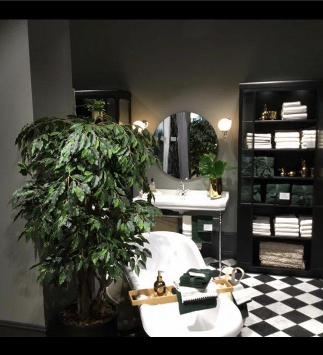 H&M Store Interior Refit