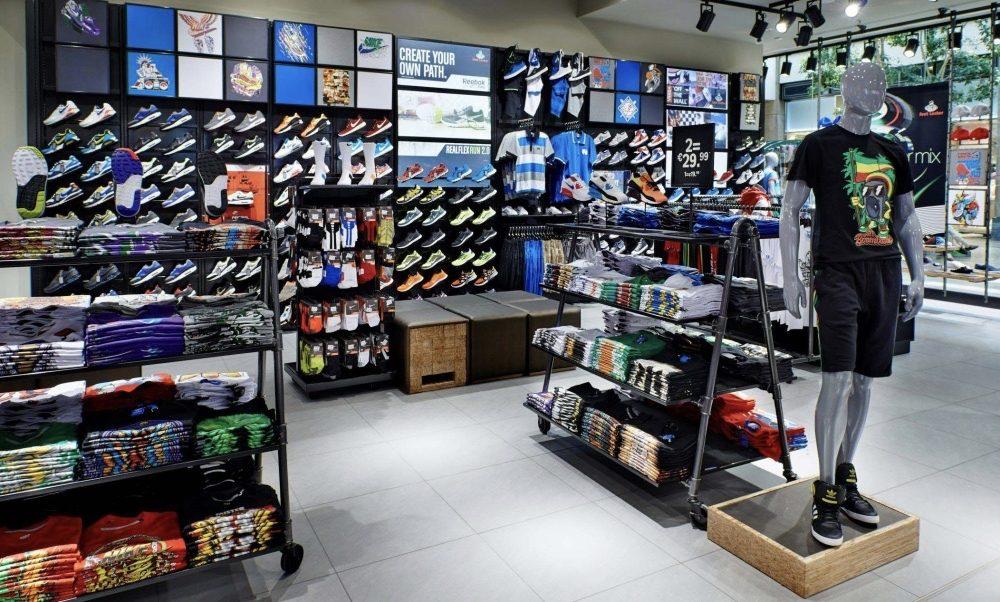 Store Refitters Foot Locker